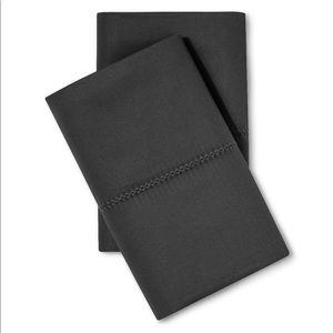 Supima Classic Hemstitch Pillow Case Set - King